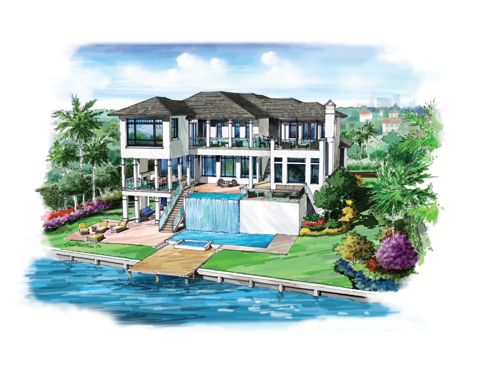 Real Estate Photography - 1802 Bay Dr, Pompano Beach, FL, 33062 - Location 2