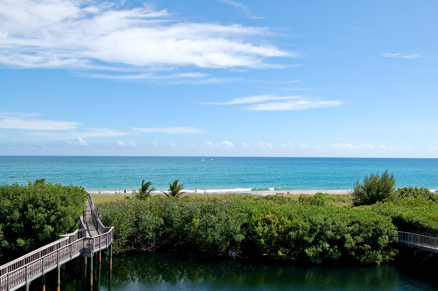Real Estate Photography - 1802 Bay Dr, Pompano Beach, FL, 33062 - Ocean View
