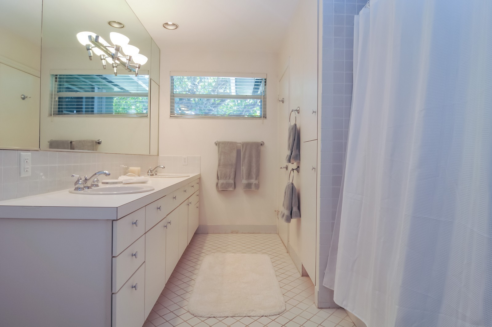 Real Estate Photography - 240 East Shore Drive, Miami, FL, 33133 - 2nd Bathroom