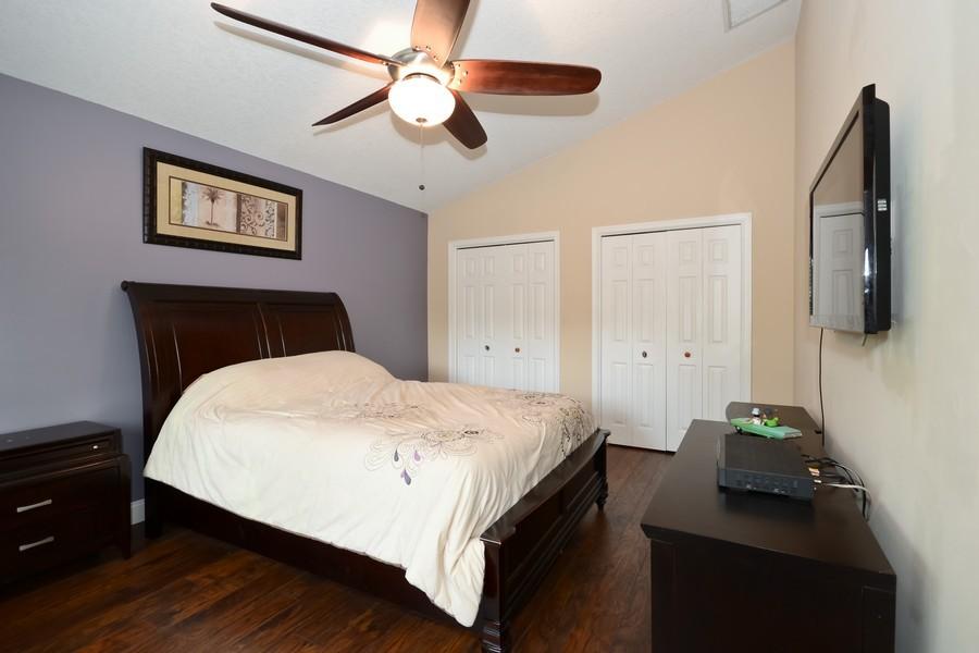 Real Estate Photography - 9705 NW 63 Pl, Parkland, FL, 33076 - Bedroom 3