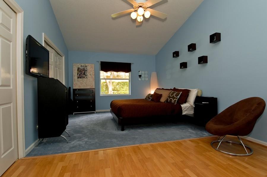 Real Estate Photography - 9705 NW 63 Pl, Parkland, FL, 33076 - 2nd Bedroom
