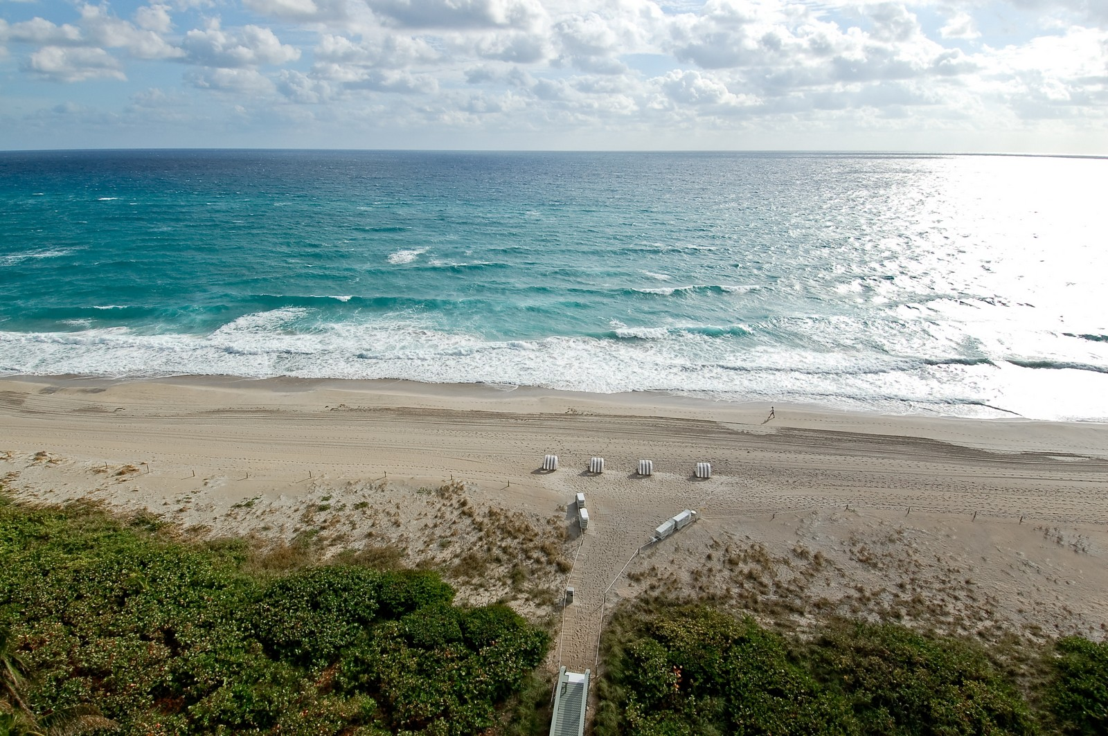 Real Estate Photography - 1400 S Ocean Blvd, Unit N1103-1104, Boca Raton, FL, 33432 - Ocean View