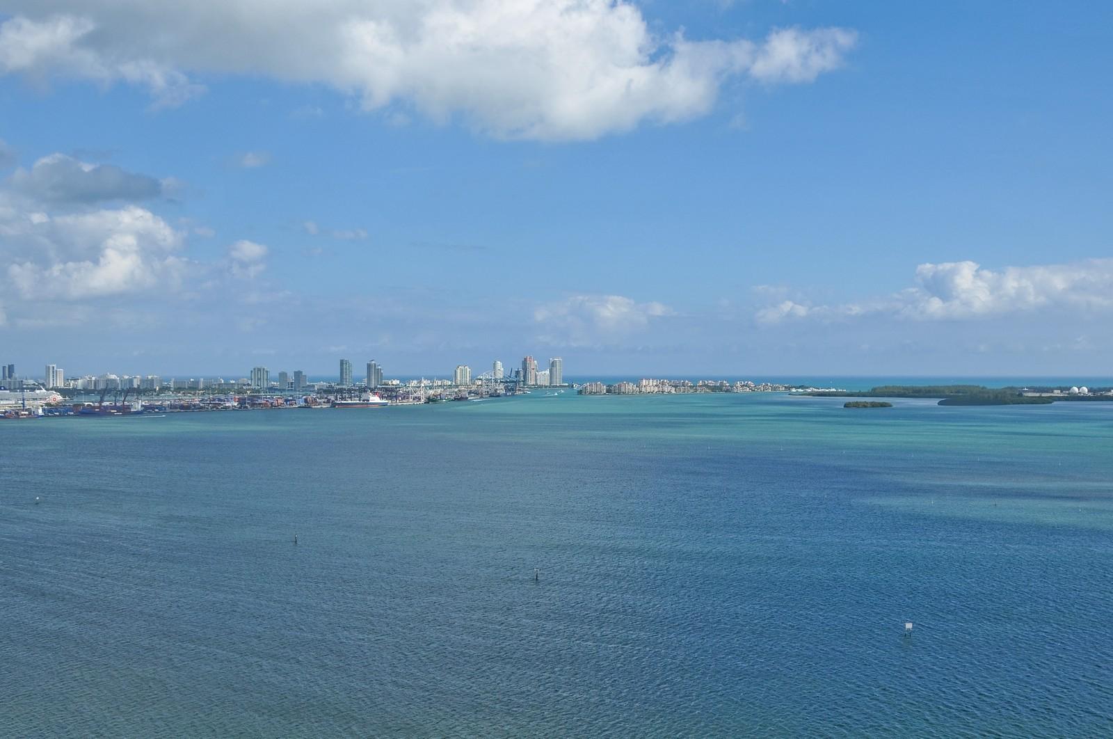Real Estate Photography - 218 SE 14th St, PH 2, Miami, FL, 33131 - View