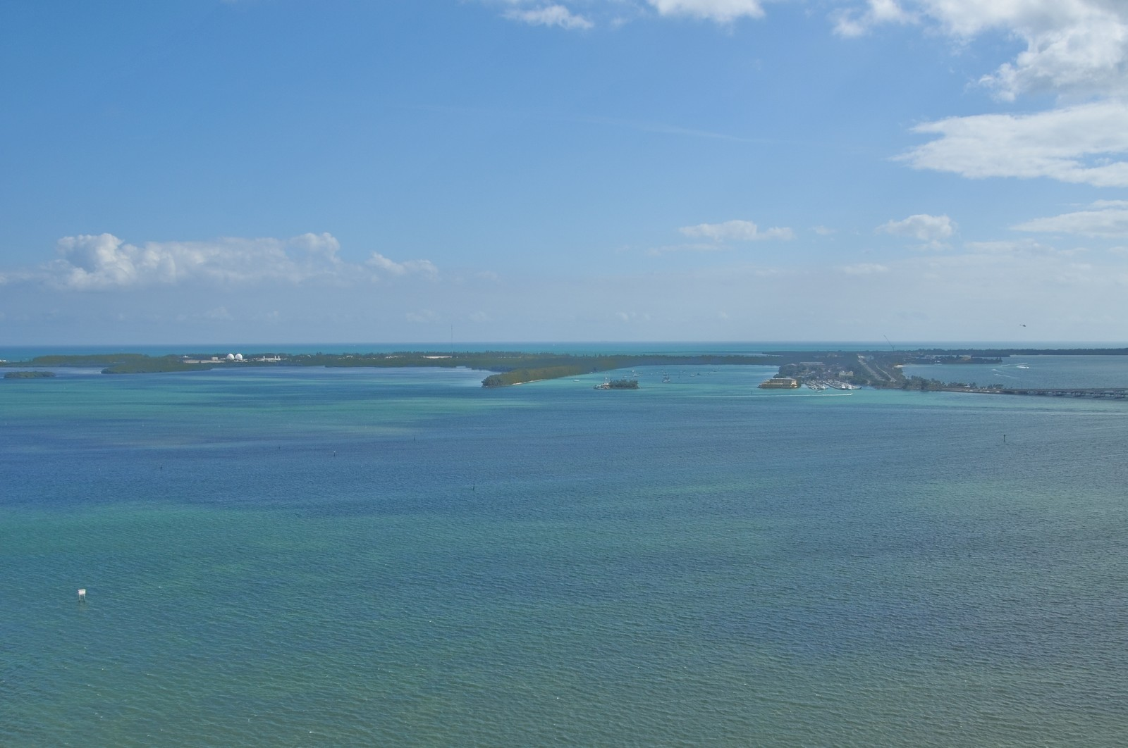 Real Estate Photography - 218 SE 14th St, PH 2, Miami, FL, 33131 - Ocean View
