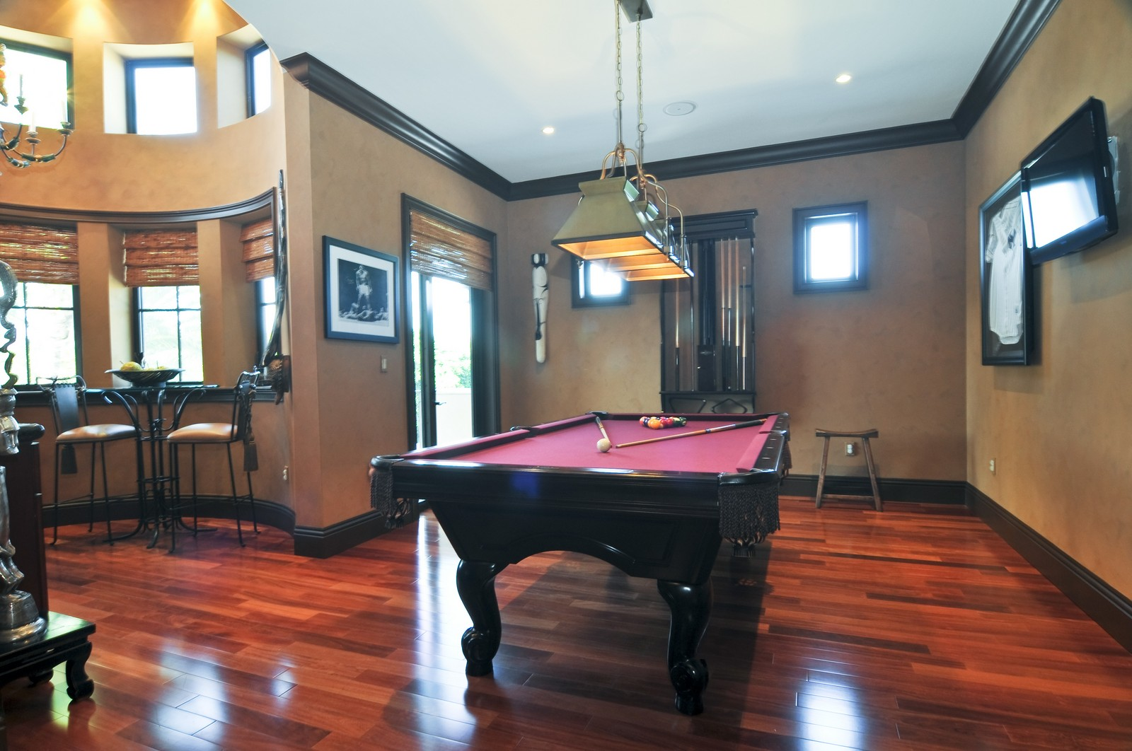 Real Estate Photography - 3040 Prairie Ave, Miami Beach, FL, 33140 - Play / Recreational Room
