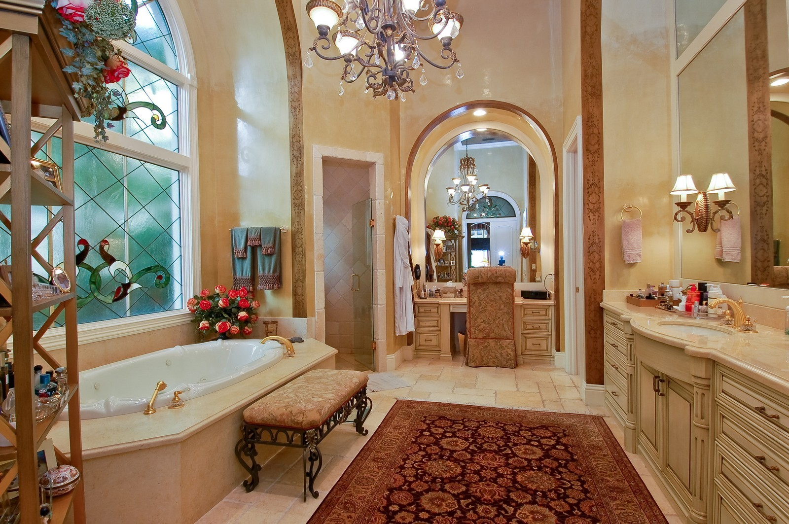 Real Estate Photography - 307 Mizner Lake Estates Dr, Boca Raton, FL, 33432 - Master Bathroom