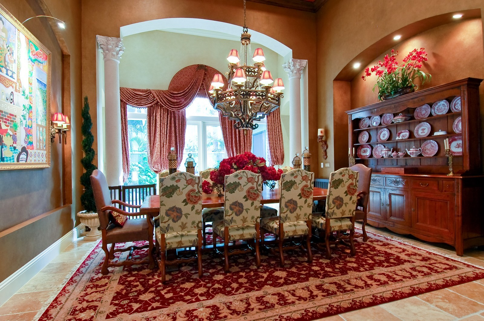 Real Estate Photography - 307 Mizner Lake Estates Dr, Boca Raton, FL, 33432 - Dining Room