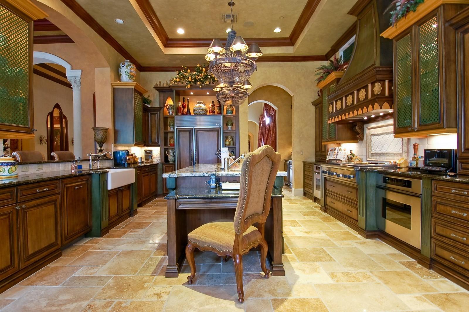 Real Estate Photography - 307 Mizner Lake Estates Dr, Boca Raton, FL, 33432 - Kitchen