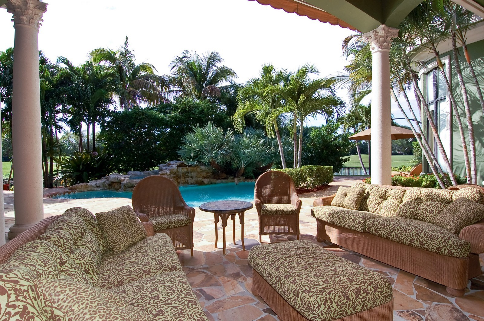 Real Estate Photography - 307 Mizner Lake Estates Dr, Boca Raton, FL, 33432 - Loggia