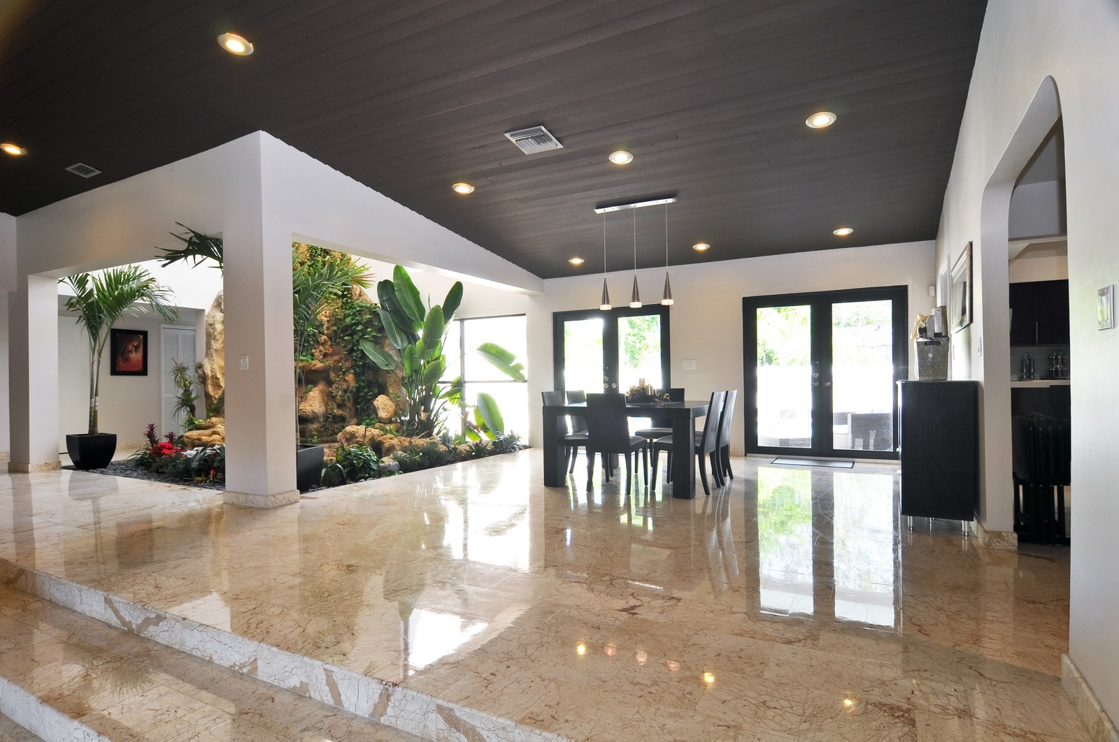 Real Estate Photography - 17125SW 80th Ct., Palmetto Bay, FL, 33157 - Dining Room