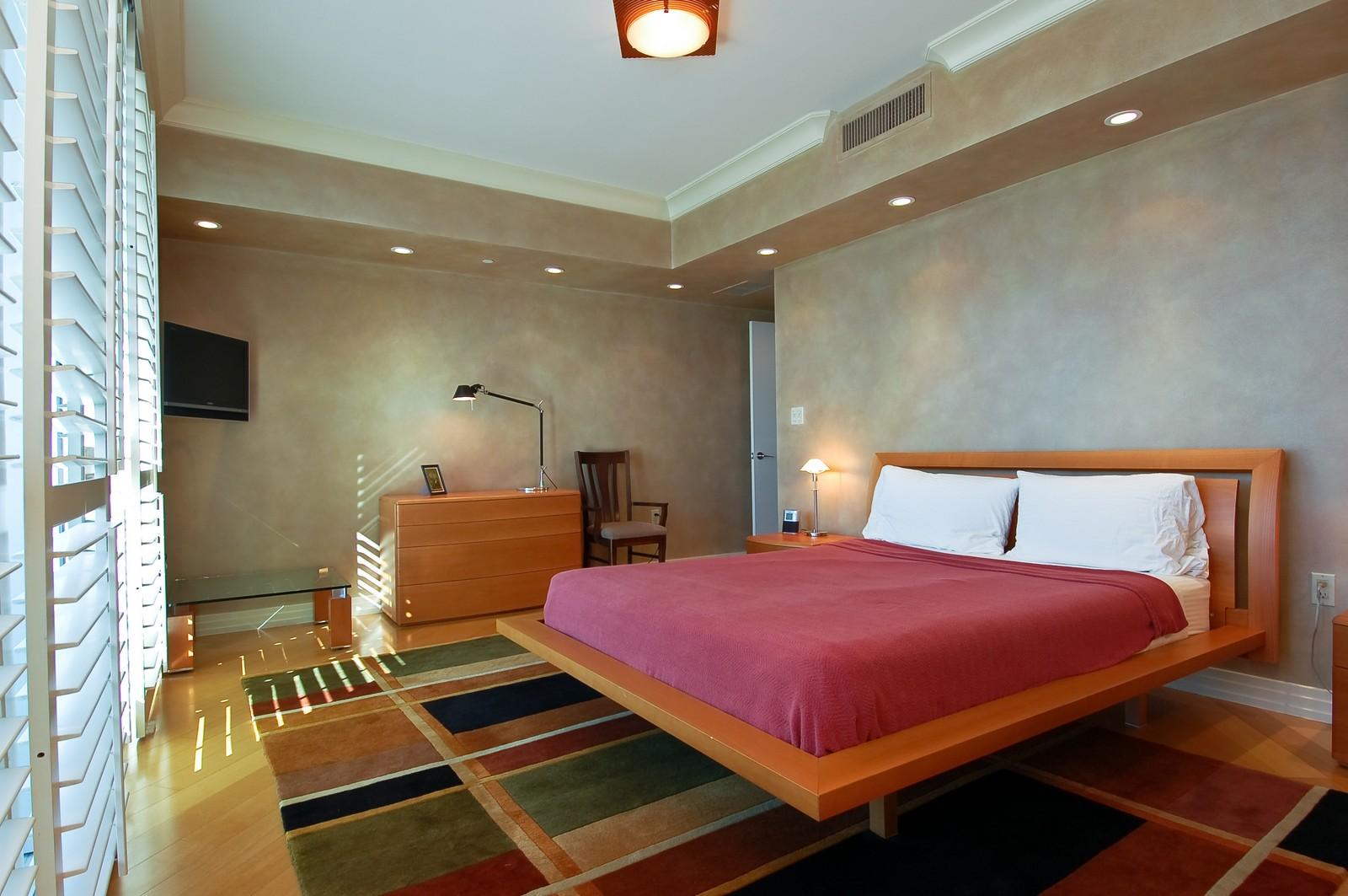 Real Estate Photography - 1600 S Ocean Blvd, Apt 802, Pompano Beach, FL, 33062 - 3rd Bedroom