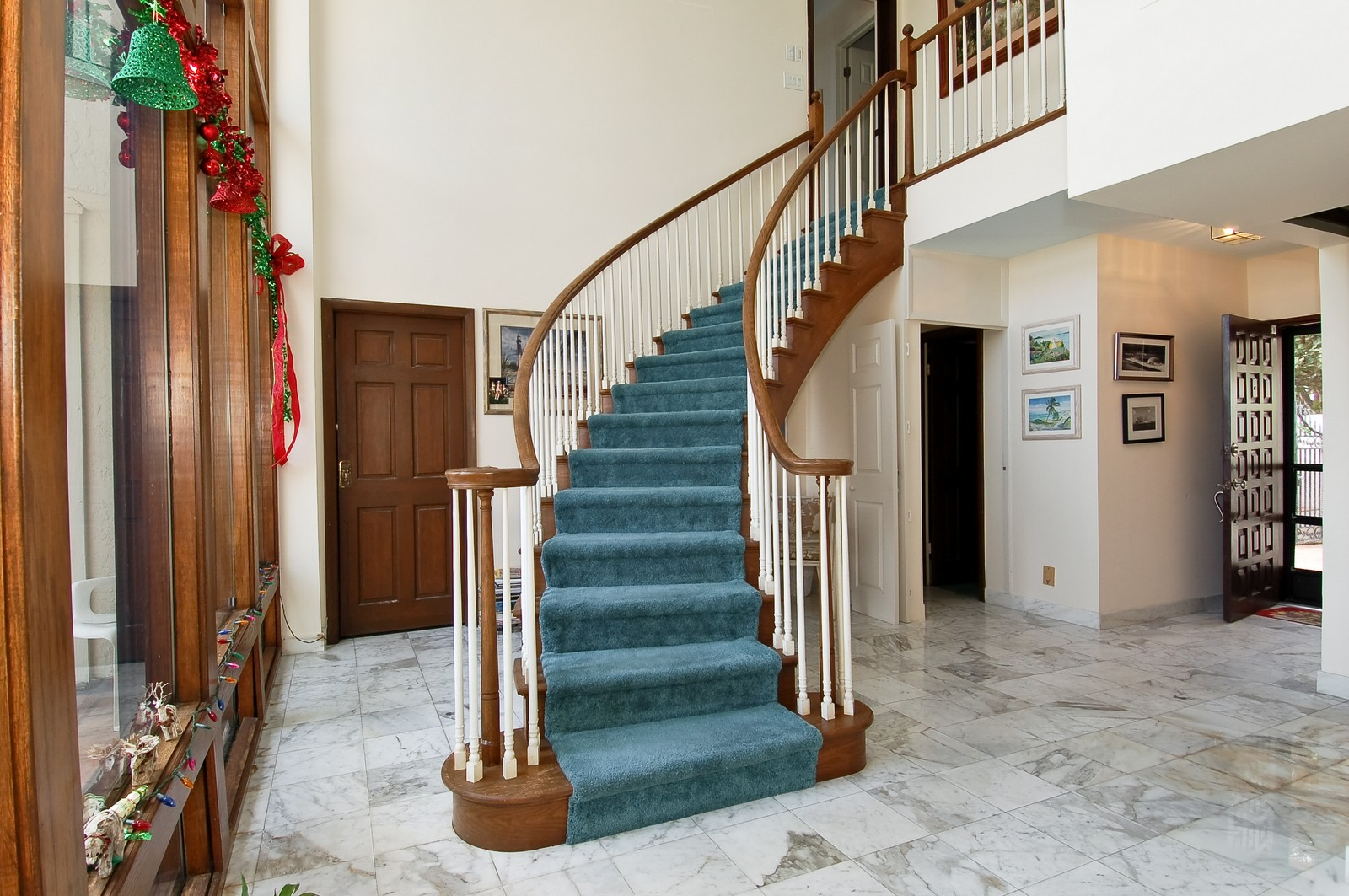 Real Estate Photography - 2004 Bay Dr, Pompano Beach, FL, 33062 - Staircase
