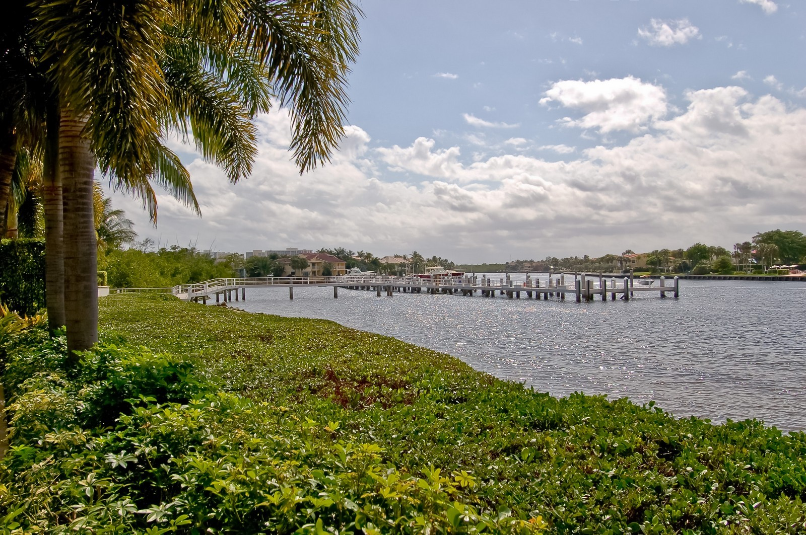 Real Estate Photography - 4022 S Ocean Blvd, Highland Beach, FL, 33487 - Intracoastal View