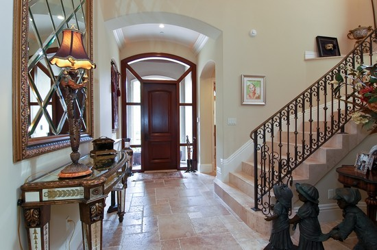 Real Estate Photography - 4022 S Ocean Blvd, Highland Beach, FL, 33487 - Foyer
