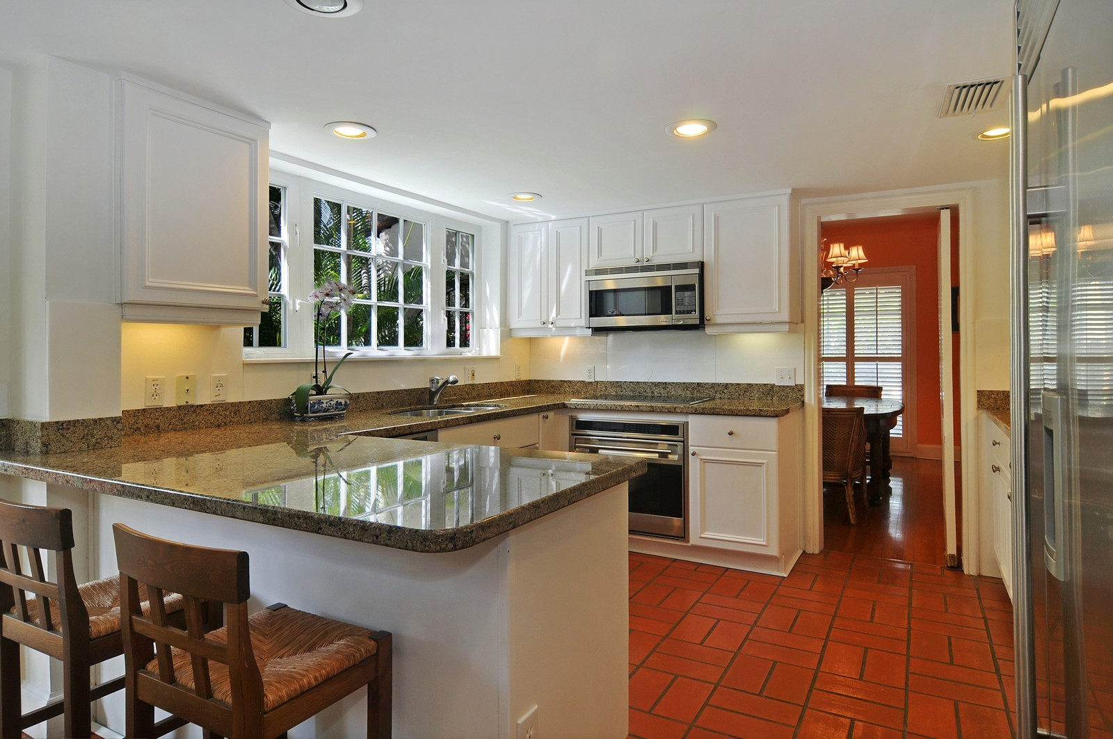 Real Estate Photography - 536 Alhambra, Coral Gables, FL, 33134 - Kitchen