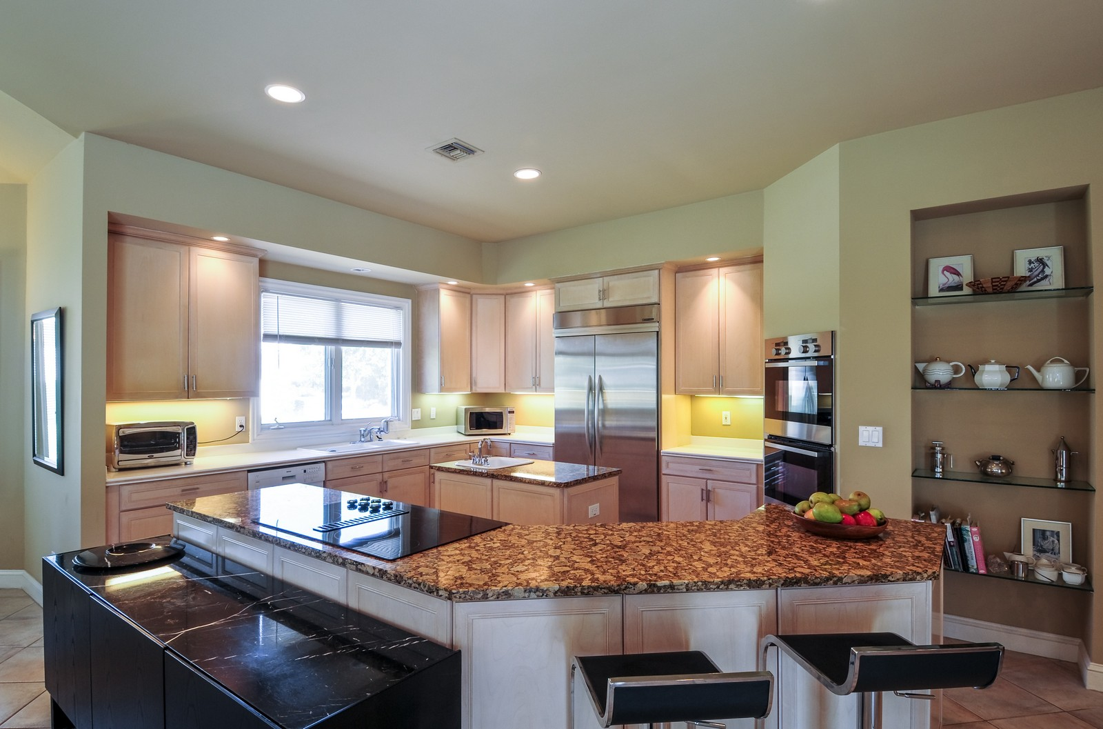 Real Estate Photography - 13501 Pond Apple Drive E, Naples, FL, 34119 - Kitchen