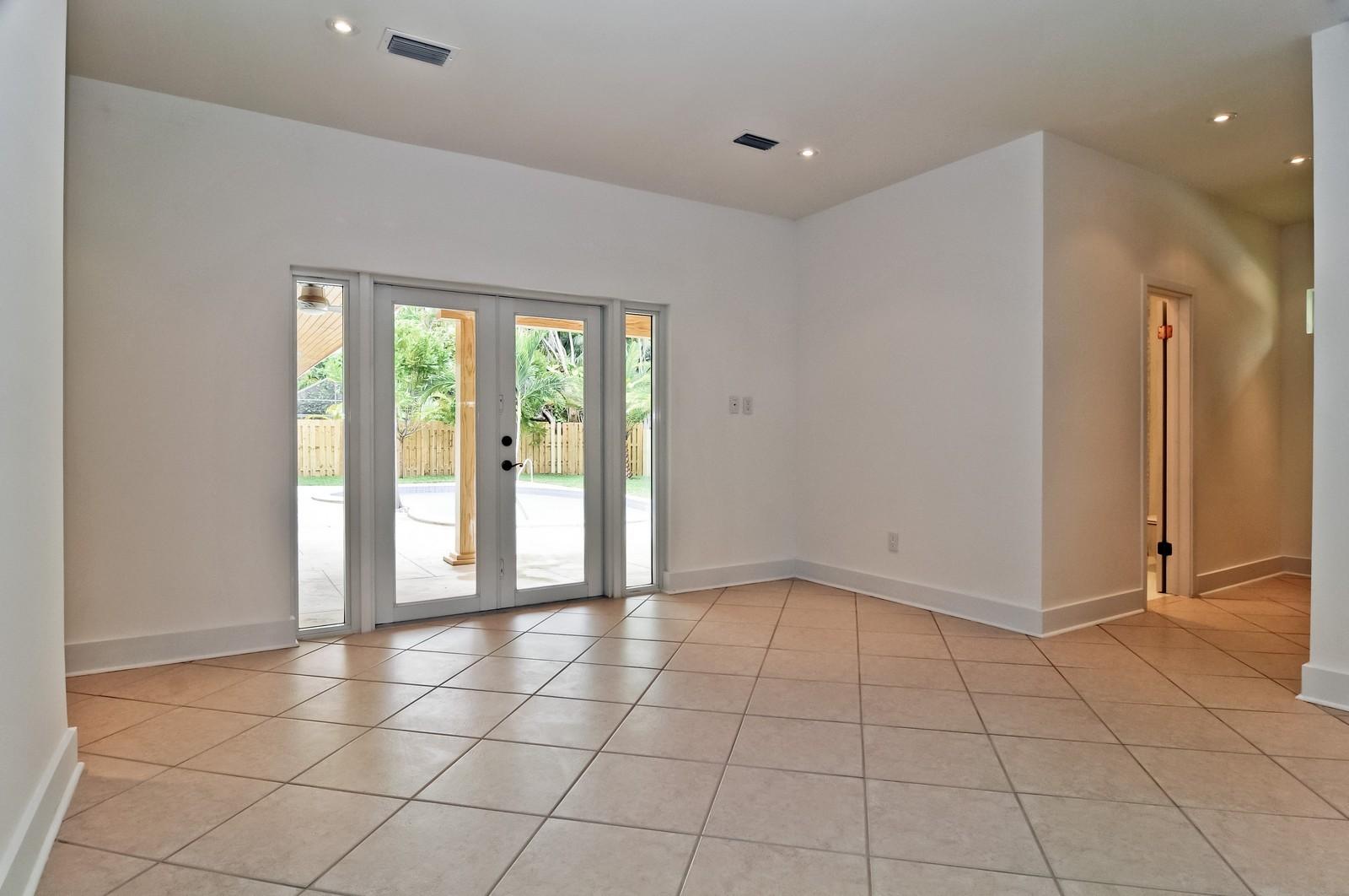 Real Estate Photography - 3645 Battersea, Miami, FL, 33133 - Master Bedroom