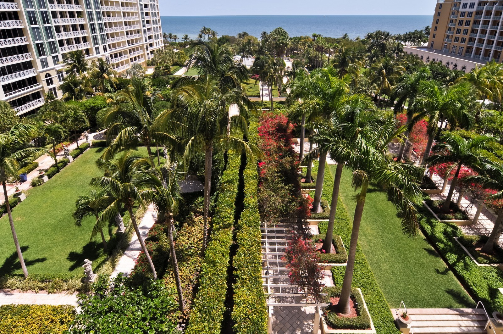 Real Estate Photography - 445 Grand Bay Dr, Unit 705, Key Biscayne, FL, 33149 - View