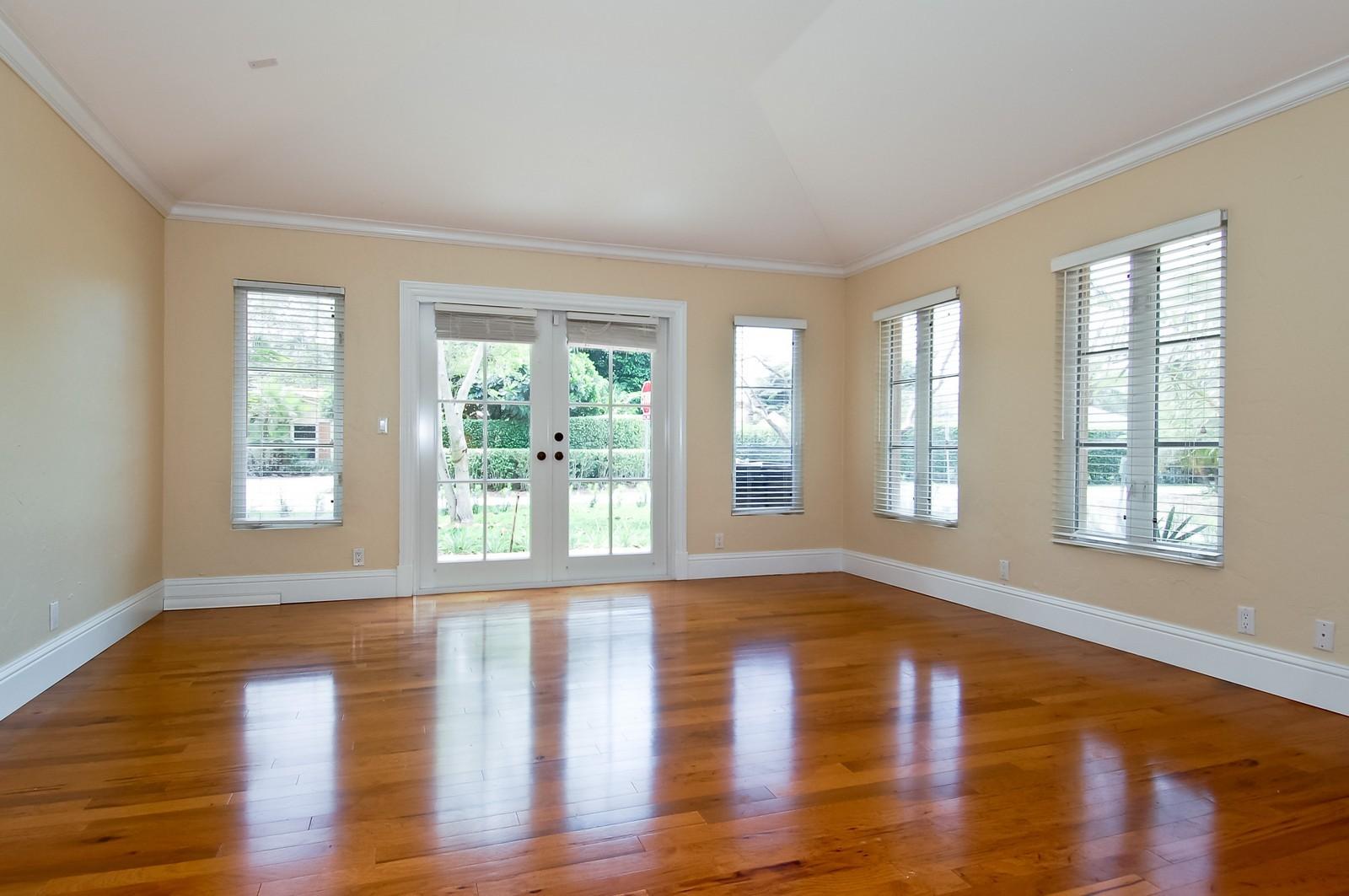 Real Estate Photography - 899 Azalea St, Boca Raton, FL, 33486 - Living Room