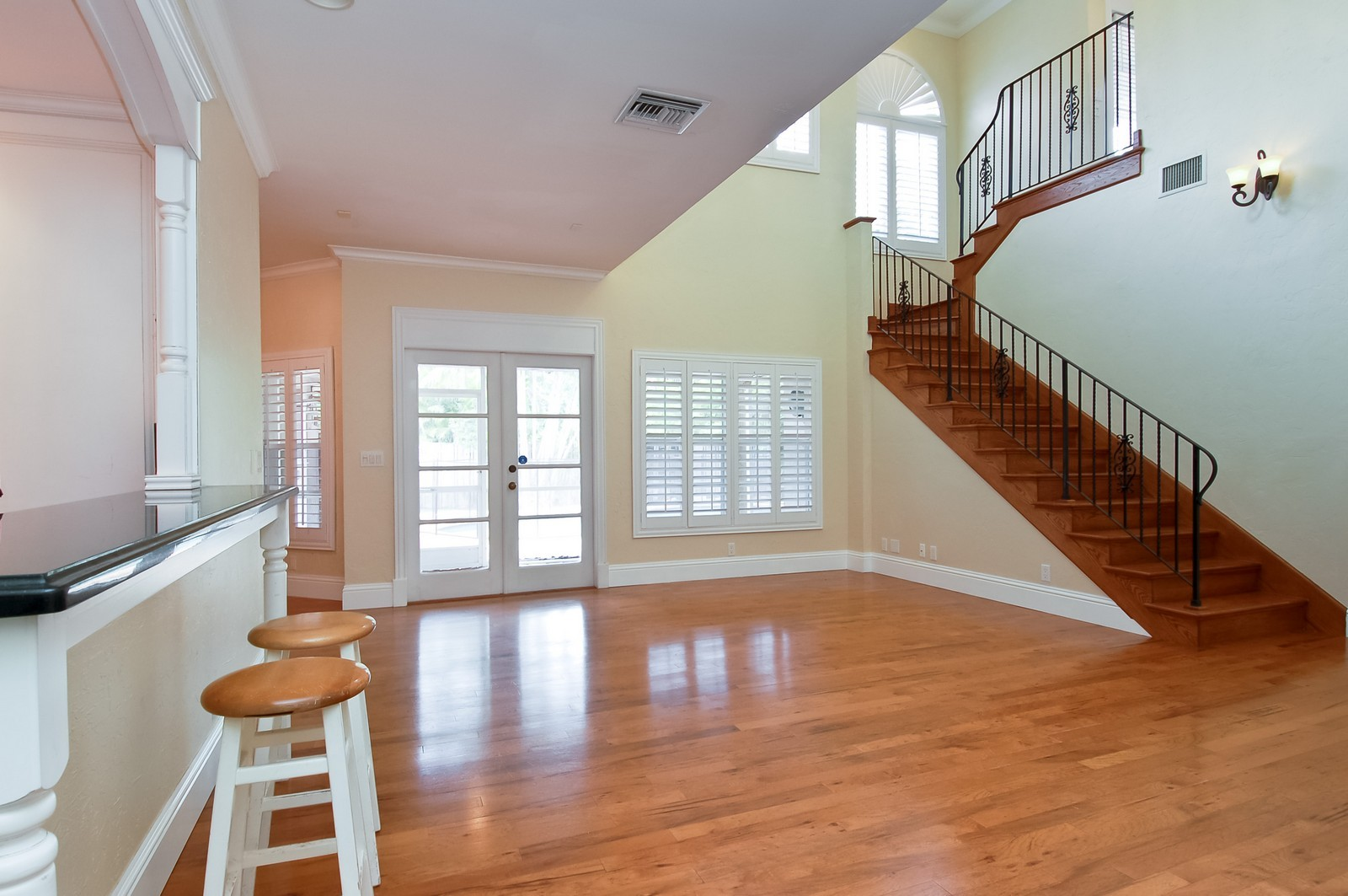 Real Estate Photography - 899 Azalea St, Boca Raton, FL, 33486 - Family Room