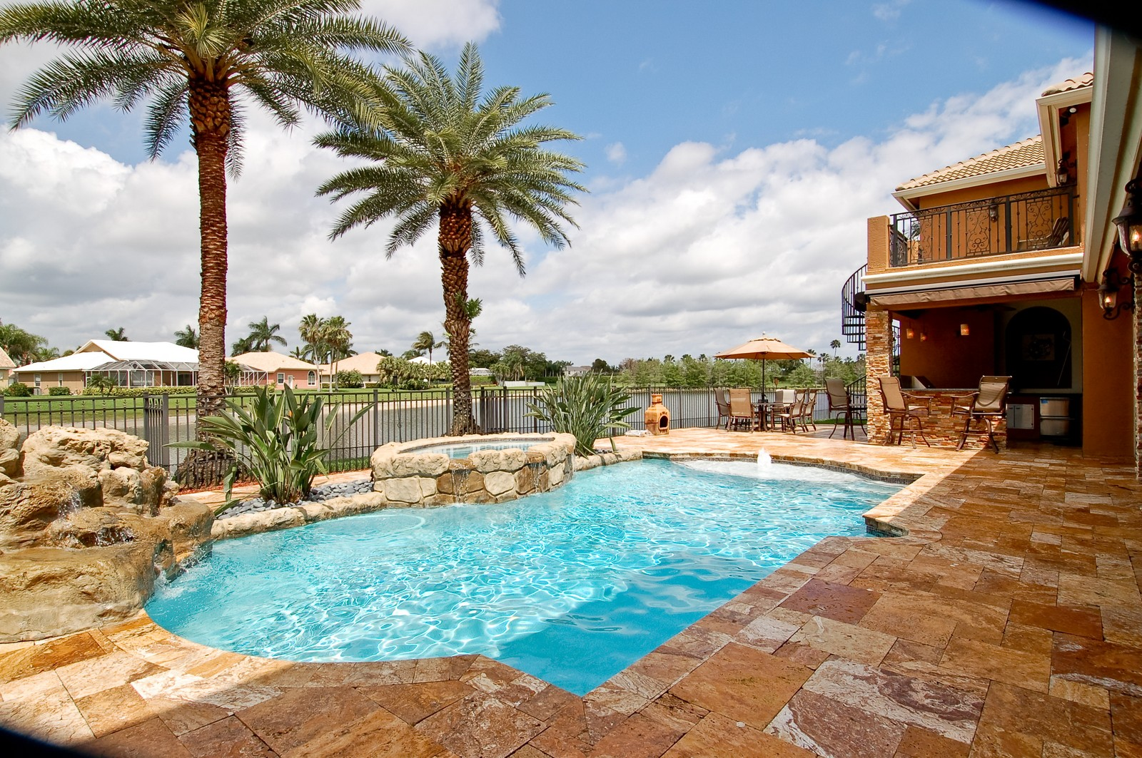 Real Estate Photography - 21307 Rock Ledge Ln, Boca Raton, FL, 33428 - Pool