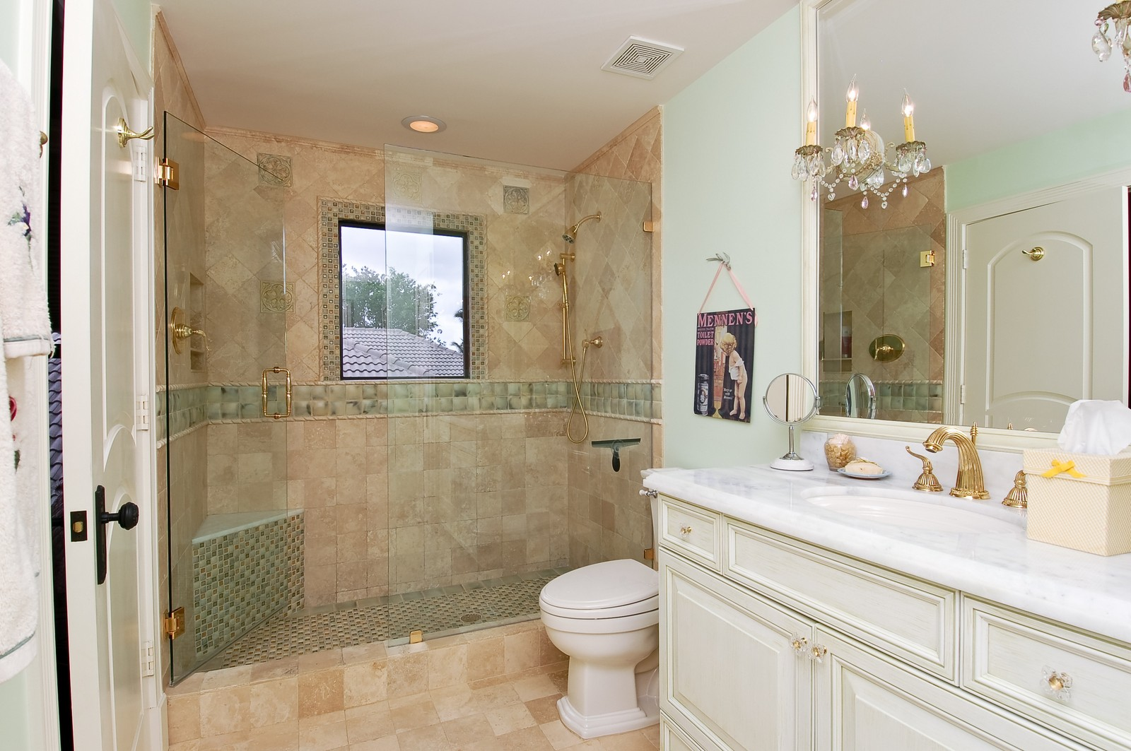 Real Estate Photography - 21307 Rock Ledge Ln, Boca Raton, FL, 33428 - 2nd Bathroom