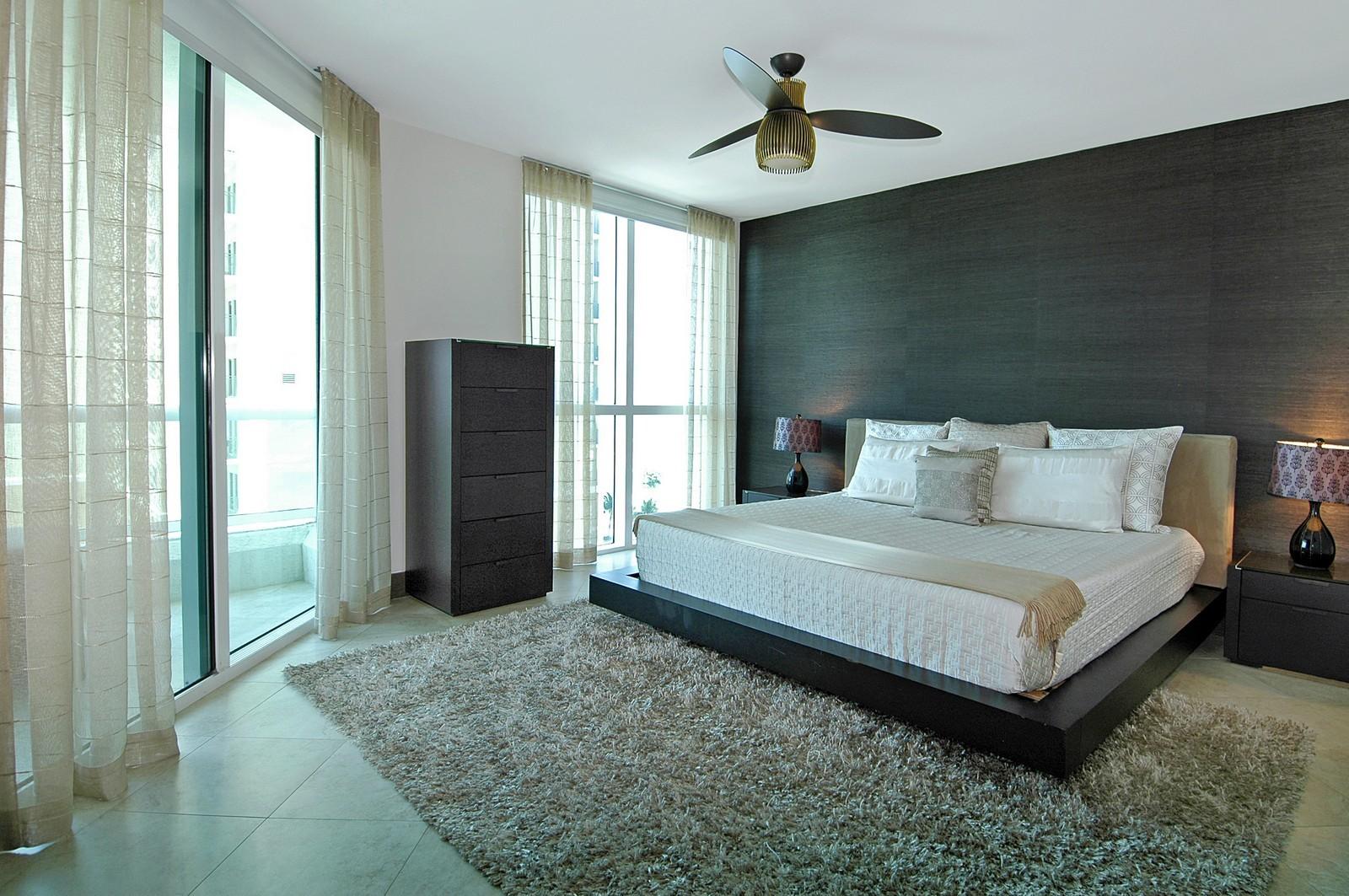 Real Estate Photography - 101 S Fort Lauderdale Beach Blvd, Unit 1506, Fort Lauderdale, FL, 33316 - Master Bedroom