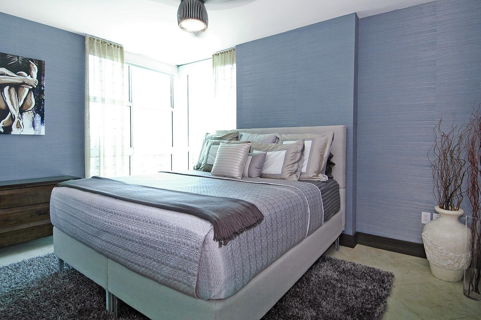 Real Estate Photography - 101 S Fort Lauderdale Beach Blvd, Unit 1506, Fort Lauderdale, FL, 33316 - Bedroom