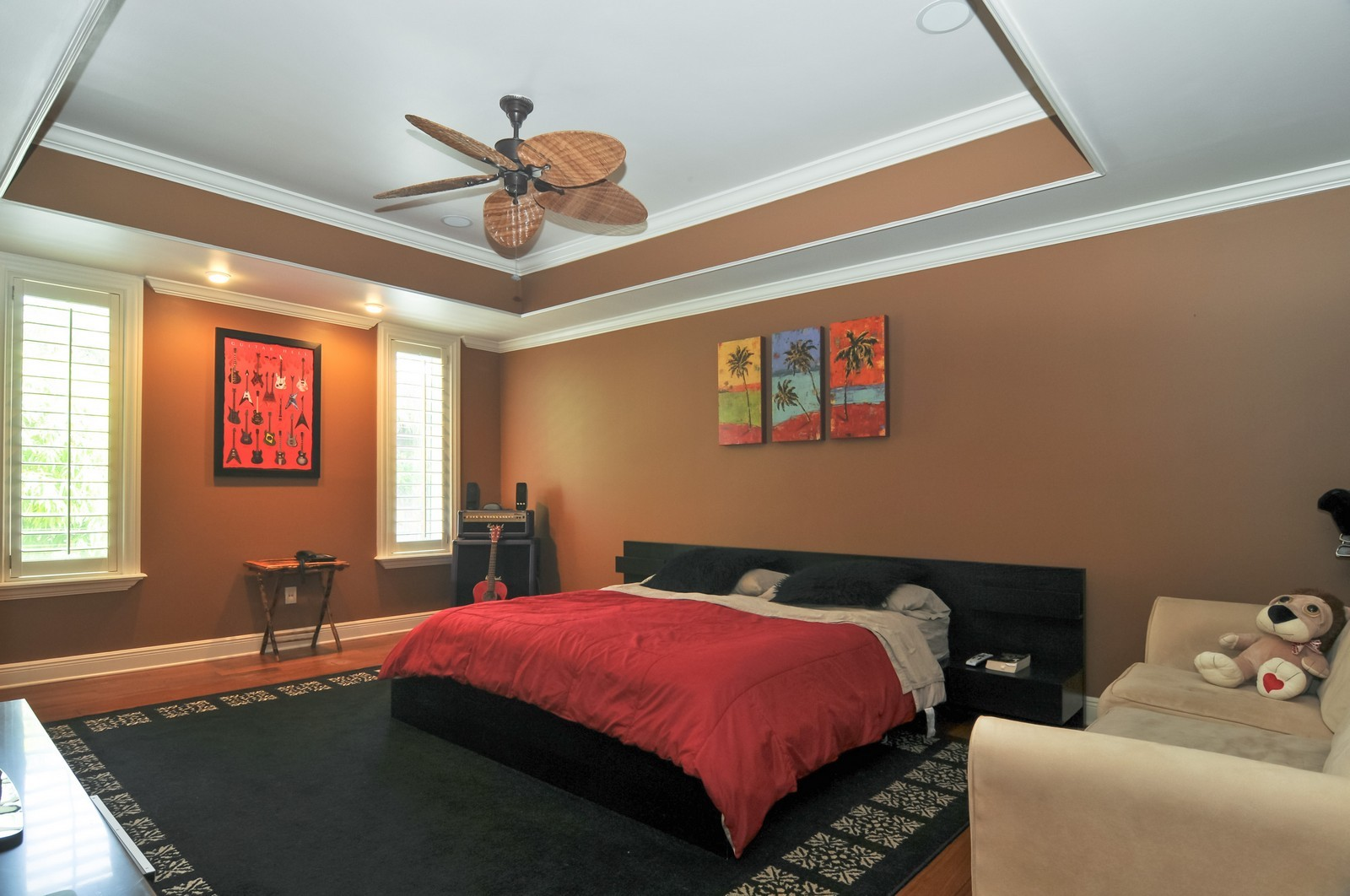 Real Estate Photography - 14200 Farmer Rd, Palmetto Bay, FL, 33158 - 2nd Bedroom
