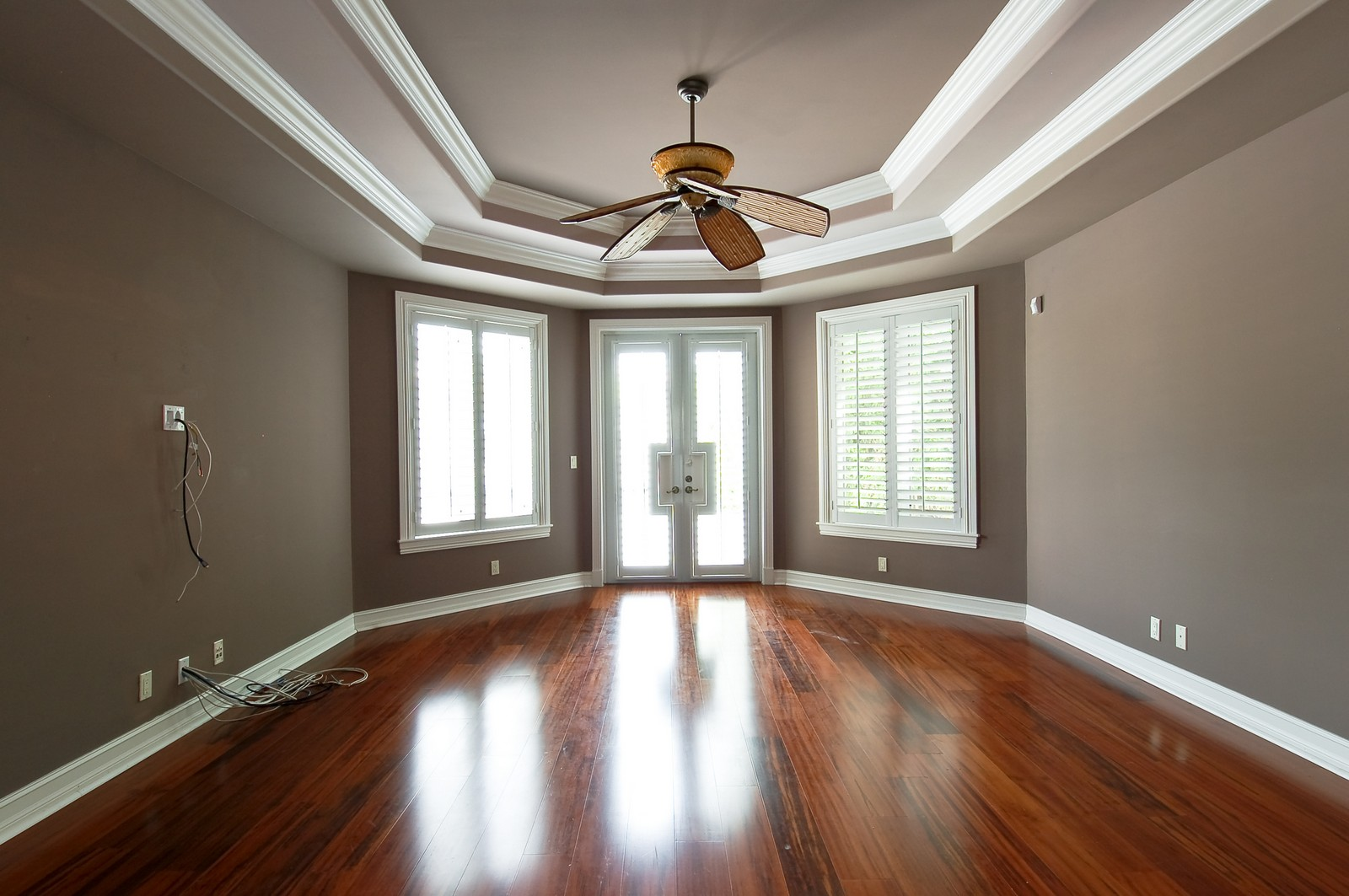 Real Estate Photography - 2325 NE 28th Ct, Lighthouse Point, FL, 33064 - Master Bedroom