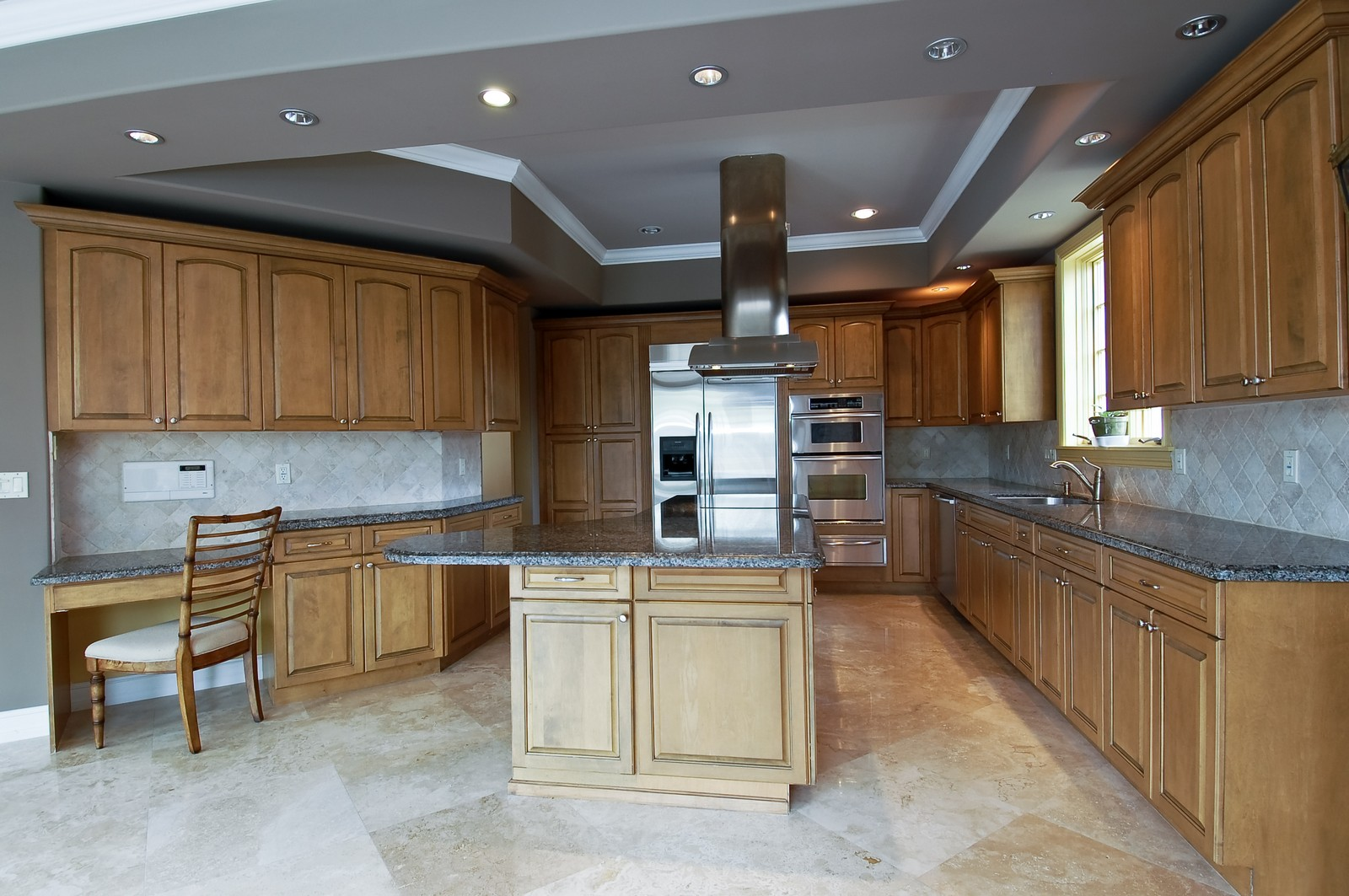 Real Estate Photography - 2325 NE 28th Ct, Lighthouse Point, FL, 33064 - Kitchen