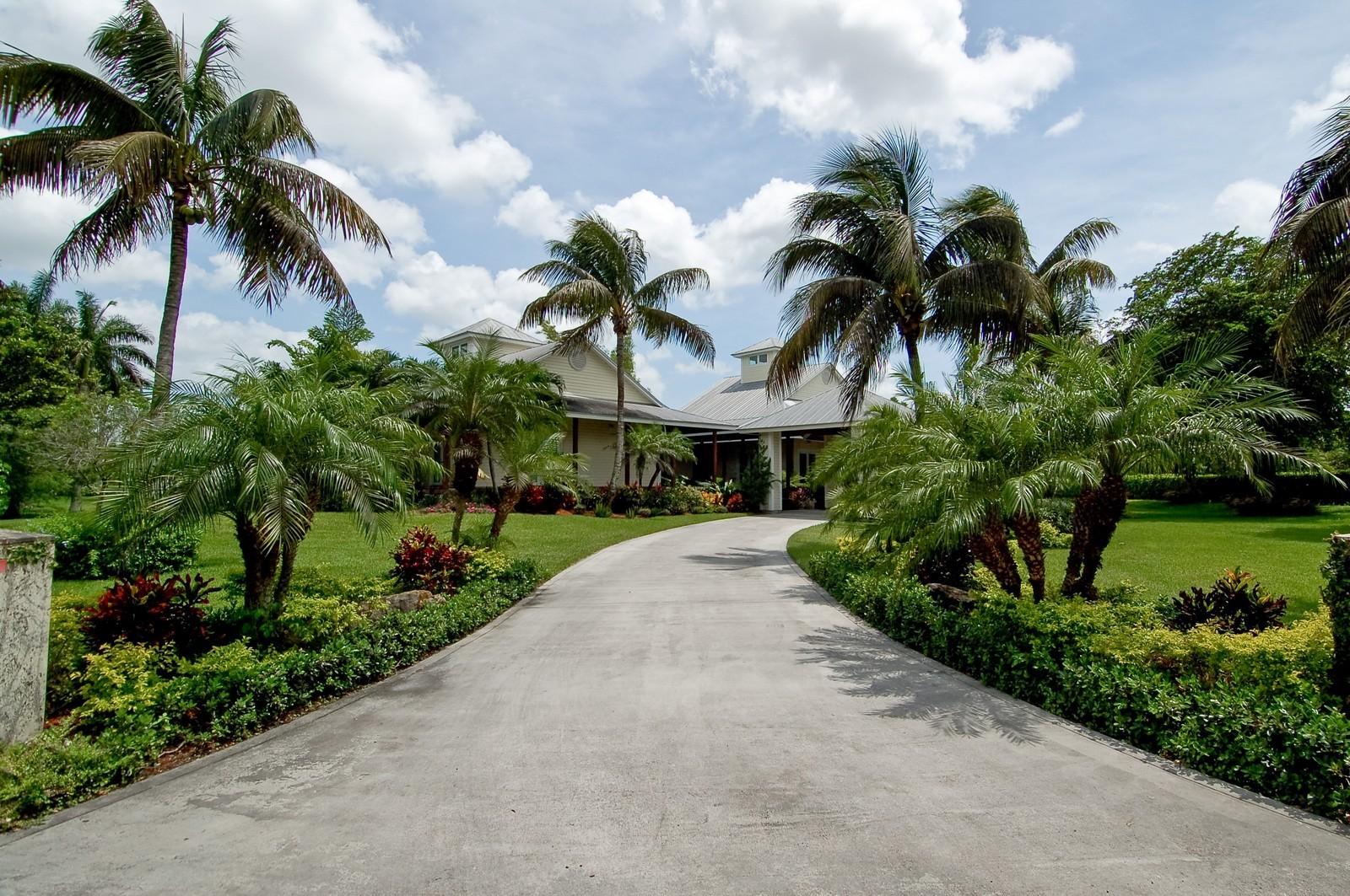 Real Estate Photography - 12800 SW 33RD DRIVE, DAVIE, FL, 33330 - Entrance