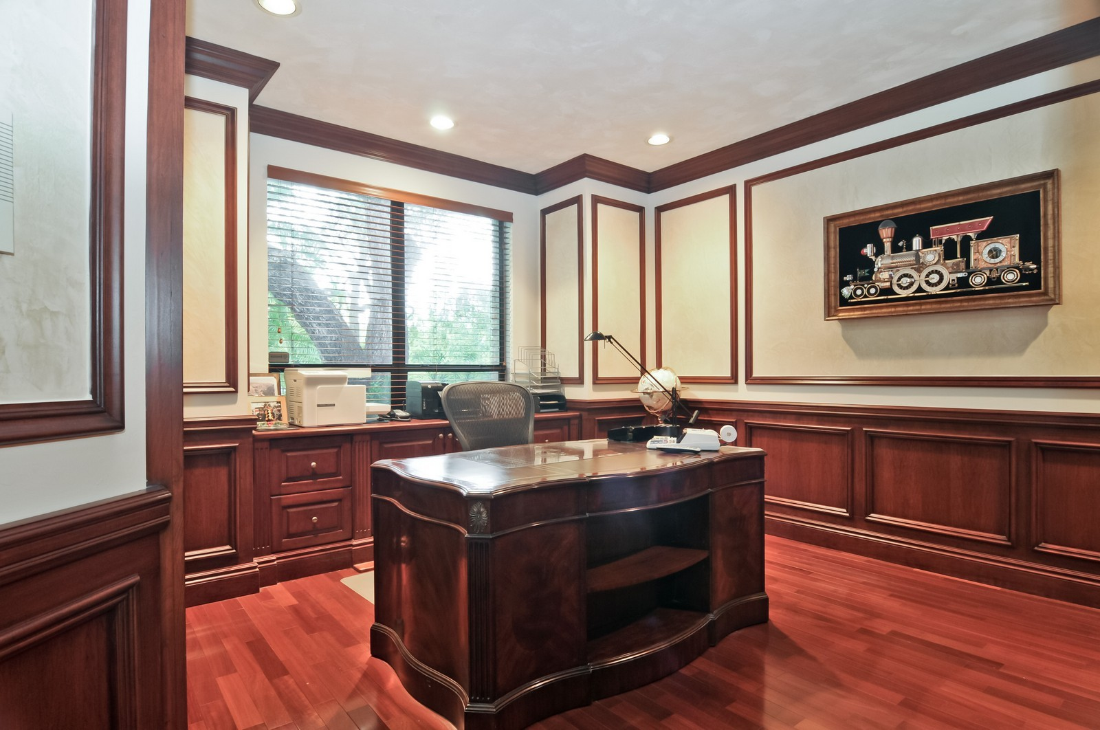 Real Estate Photography - 10701 SW 88th Ct, Miami, FL, 33176 - Office