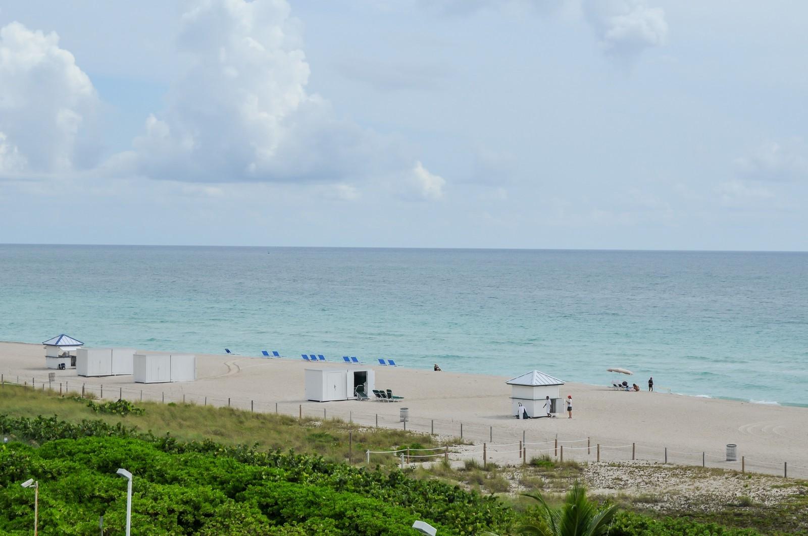 Real Estate Photography - 5801 Collins Ave, Unit 500, Miami Beach, FL, 33140 - Beach