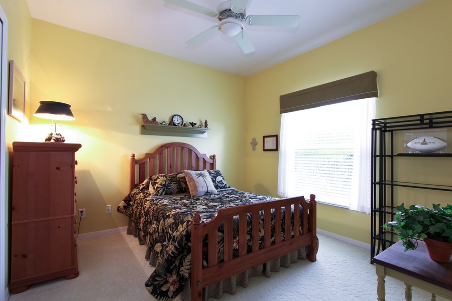 Real Estate Photography - 12010 Wedge Drive, Fort Myers, FL, 33913 - Guest Bedroom