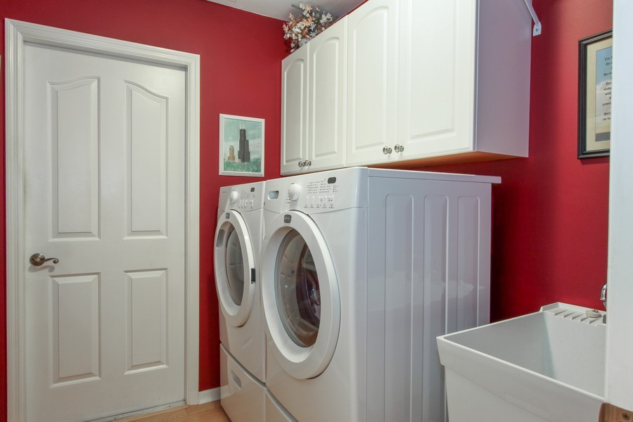 Real Estate Photography - 12010 Wedge Drive, Fort Myers, FL, 33913 - Laundry Room