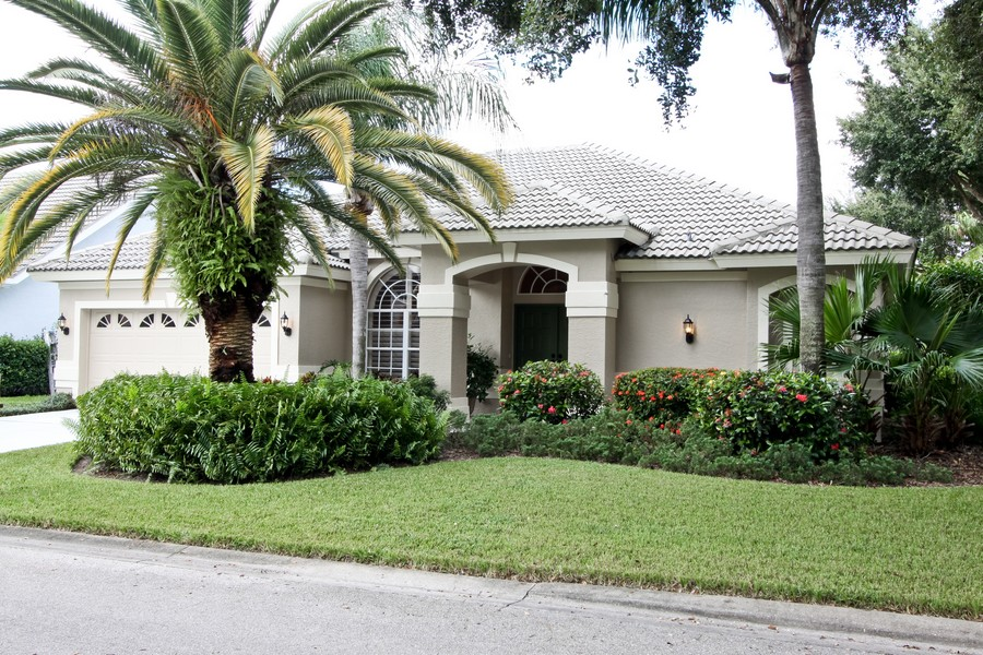 Real Estate Photography - 12010 Wedge Drive, Fort Myers, FL, 33913 - Front View