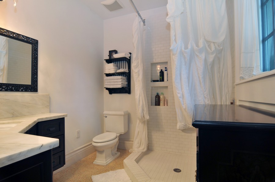Real Estate Photography - 5978 Miller Rd, South Miami, FL, 33155 - Master Bathroom