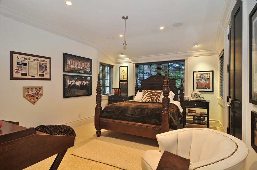 Real Estate Photography - 5978 Miller Rd, South Miami, FL, 33155 - 2nd Bedroom