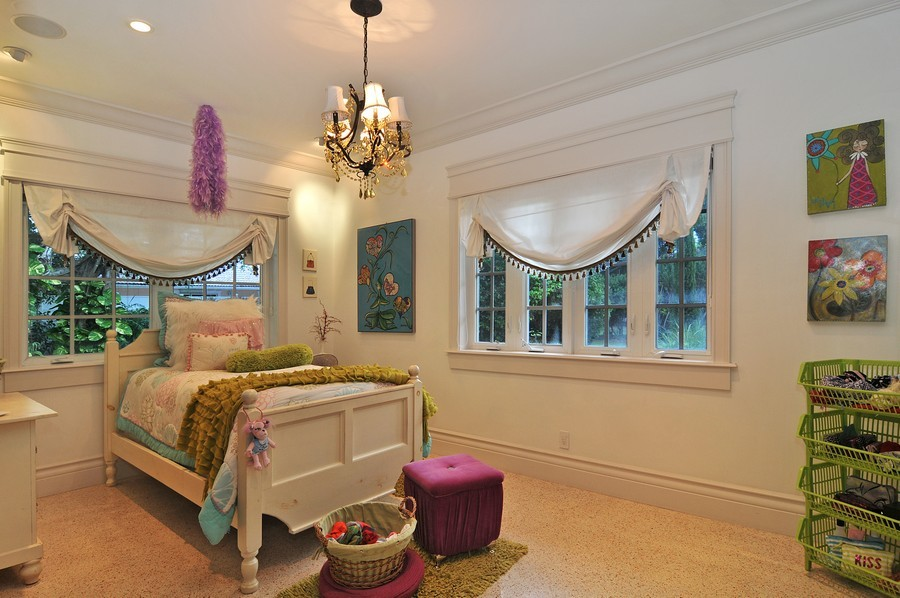 Real Estate Photography - 5978 Miller Rd, South Miami, FL, 33155 - 3rd Bedroom