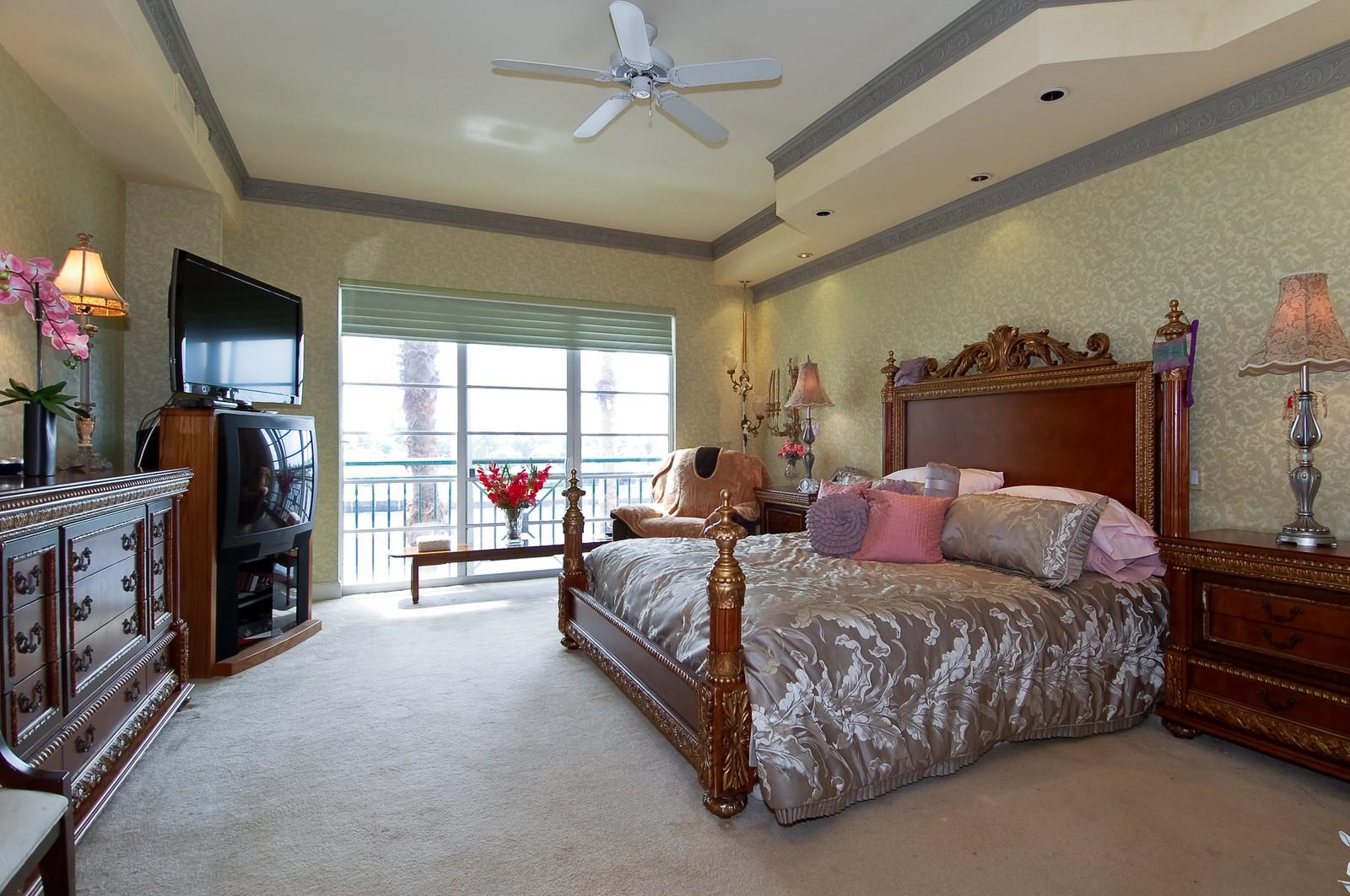 Real Estate Photography - 1230 Hillsboro Mile, Hillsboro Beach, FL, 33062 - Master Bedroom