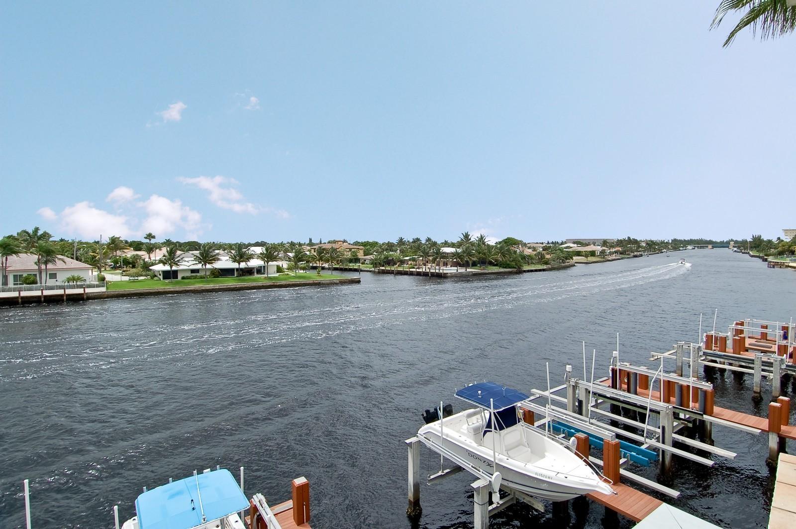 Real Estate Photography - 1230 Hillsboro Mile, Hillsboro Beach, FL, 33062 - View