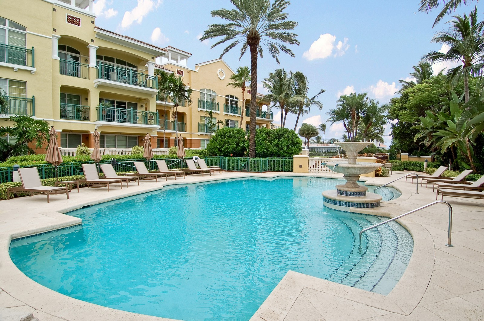 Real Estate Photography - 1230 Hillsboro Mile, Hillsboro Beach, FL, 33062 - Pool