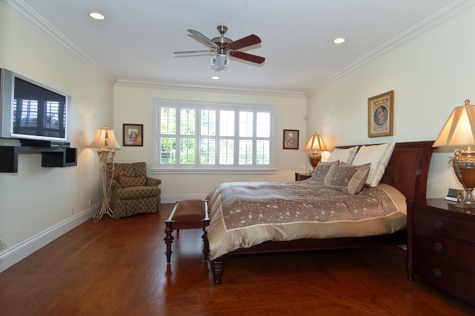 Real Estate Photography - 355 NE 3rd Ct, Boca Raton, FL, 33432 - Master Bedroom