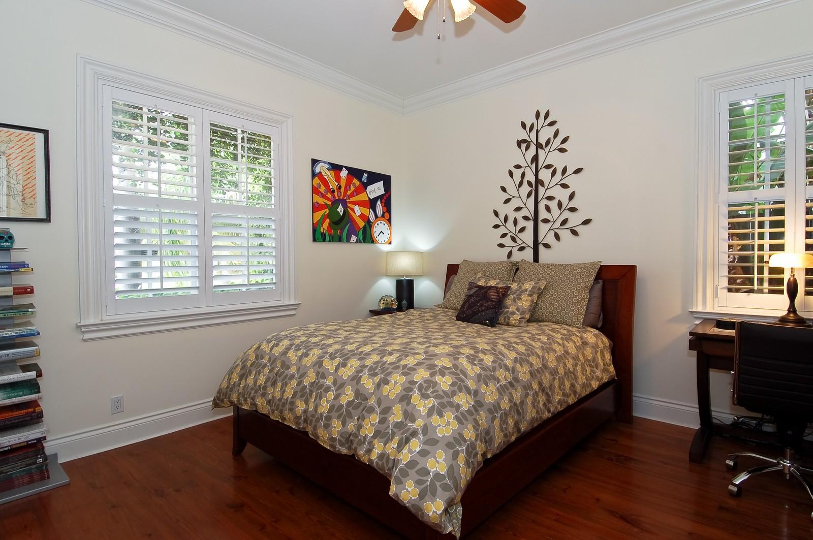 Real Estate Photography - 355 NE 3rd Ct, Boca Raton, FL, 33432 - Bedroom