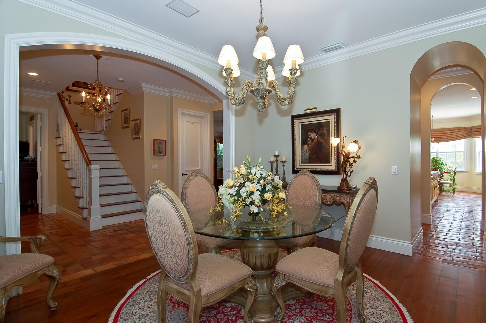 Real Estate Photography - 355 NE 3rd Ct, Boca Raton, FL, 33432 - Dining Room