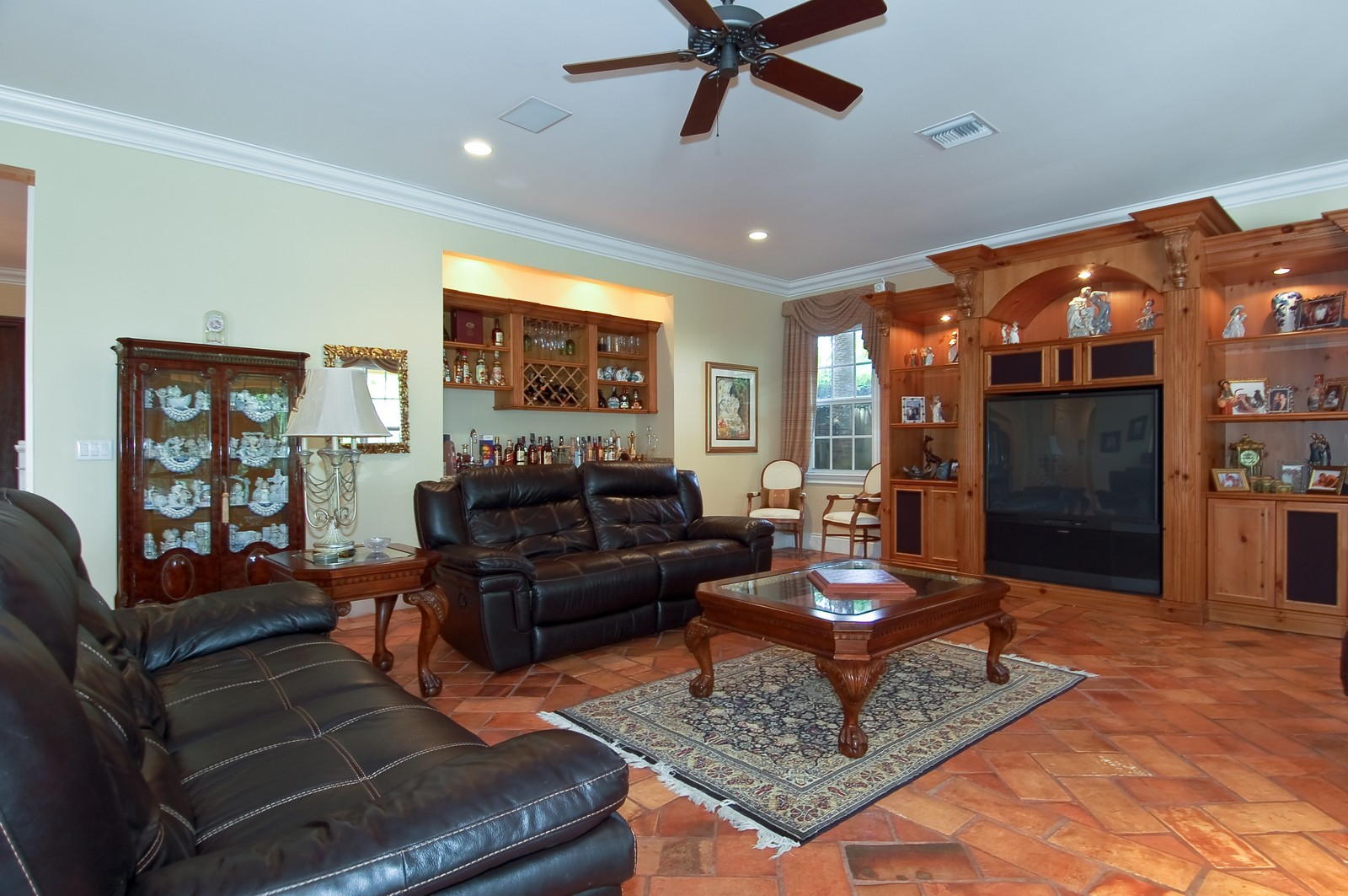 Real Estate Photography - 355 NE 3rd Ct, Boca Raton, FL, 33432 - Family Room