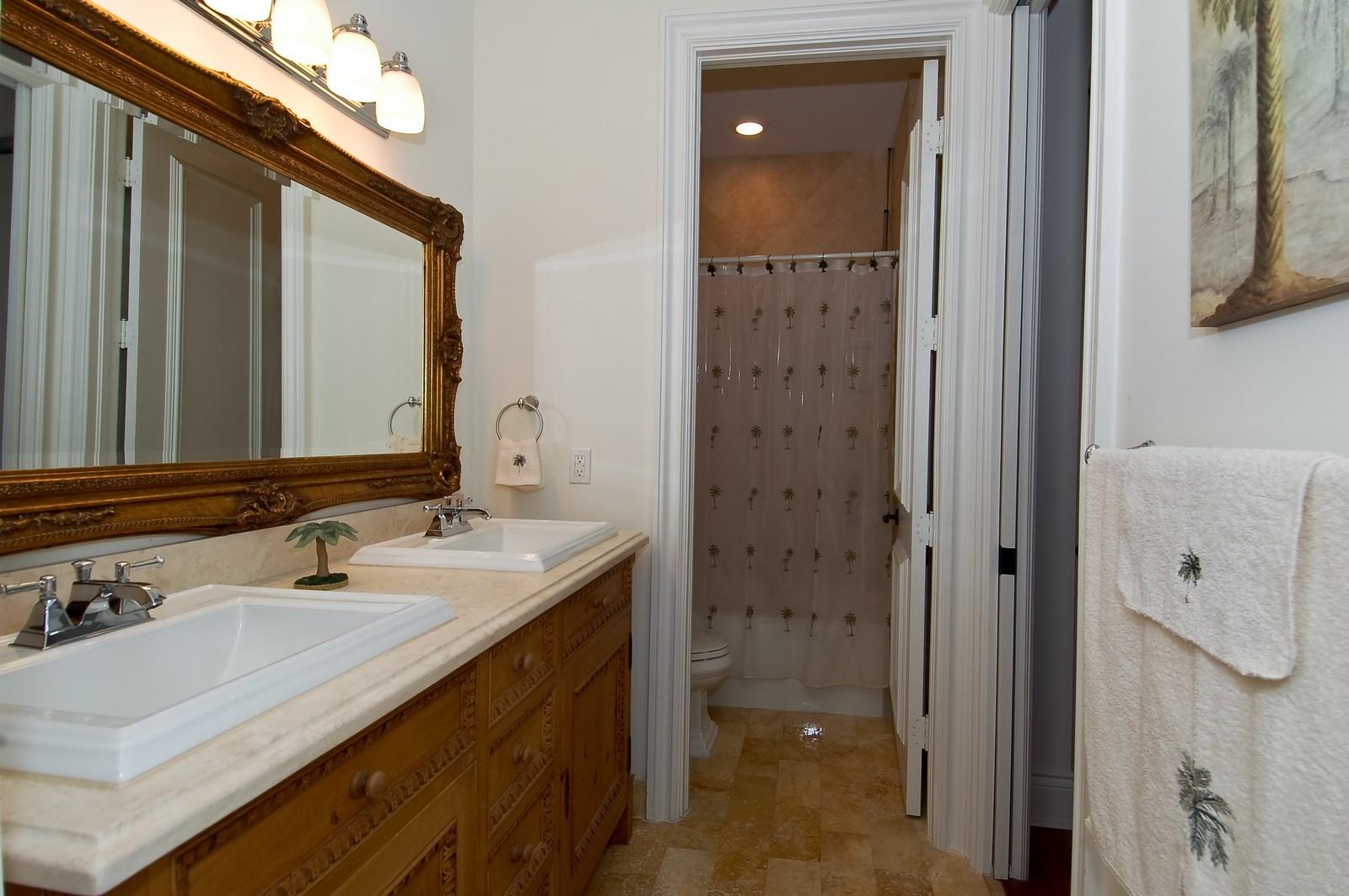 Real Estate Photography - 355 NE 3rd Ct, Boca Raton, FL, 33432 - Bathroom