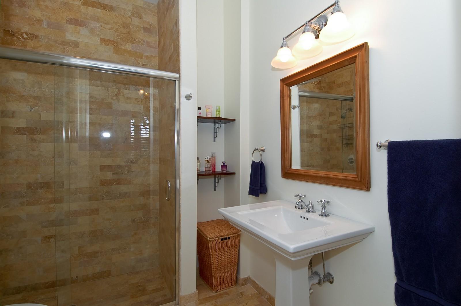 Real Estate Photography - 355 NE 3rd Ct, Boca Raton, FL, 33432 - 2nd Bathroom