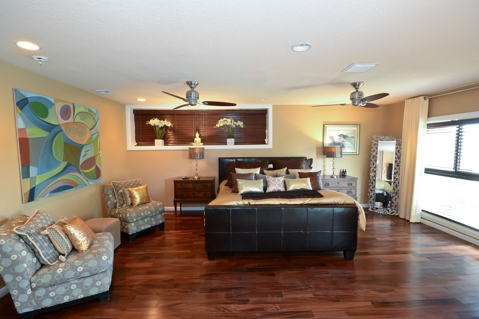 Real Estate Photography - 610 Carriage Hill Ln, Boca Raton, FL, 33486 - Master Bedroom